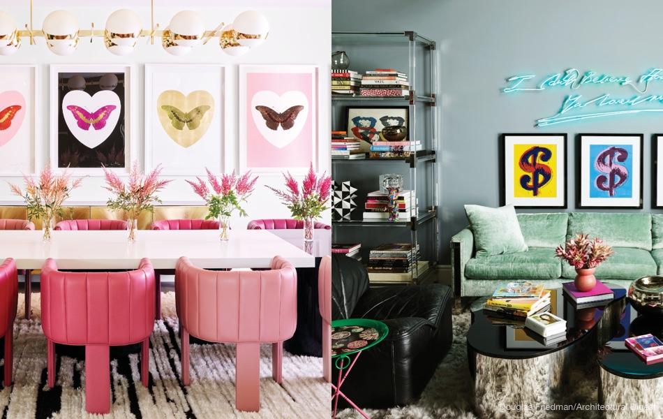 Ktorý z interiérov celebrít najviac zodpovedá vášmu vkusu?