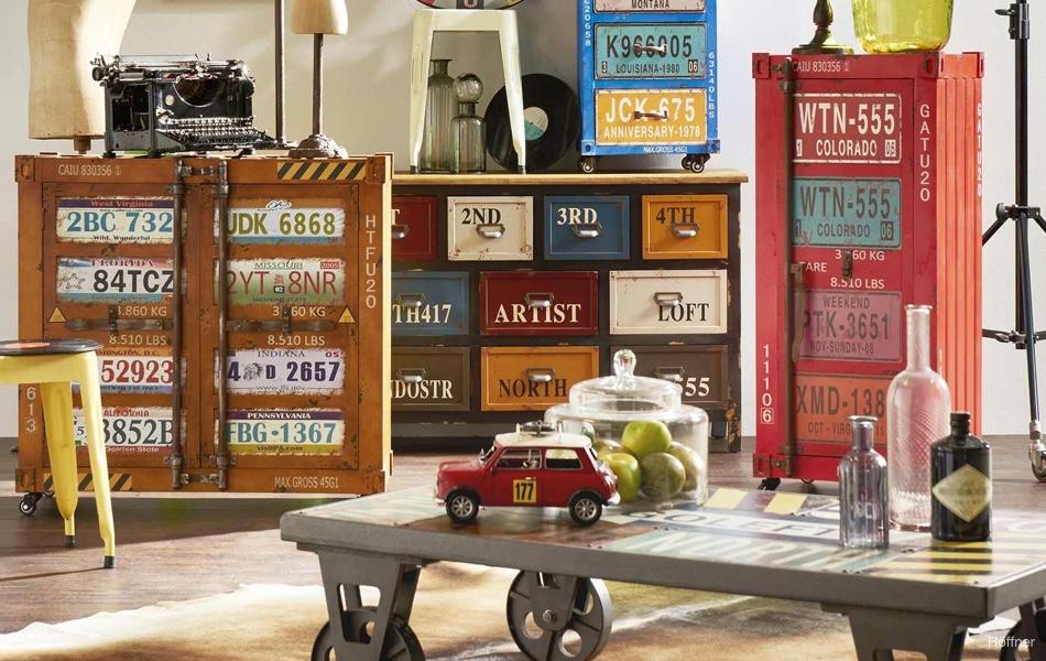 Komoda – úložný priestor a dekorácia bytu v jednom