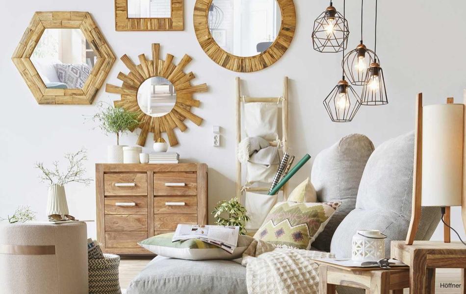 Oživte izbu geometrickými tvarmi