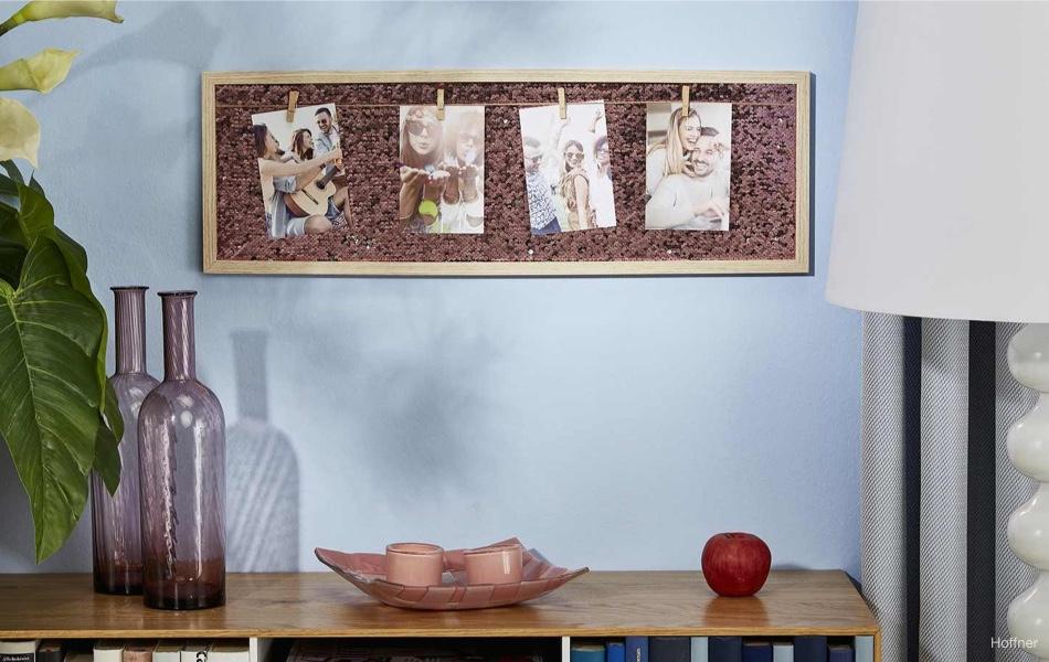 Nástenné dekorácie sa hodia dokaždej miestnosti