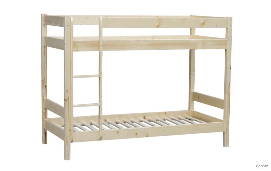 Poschodová posteľ MILOS