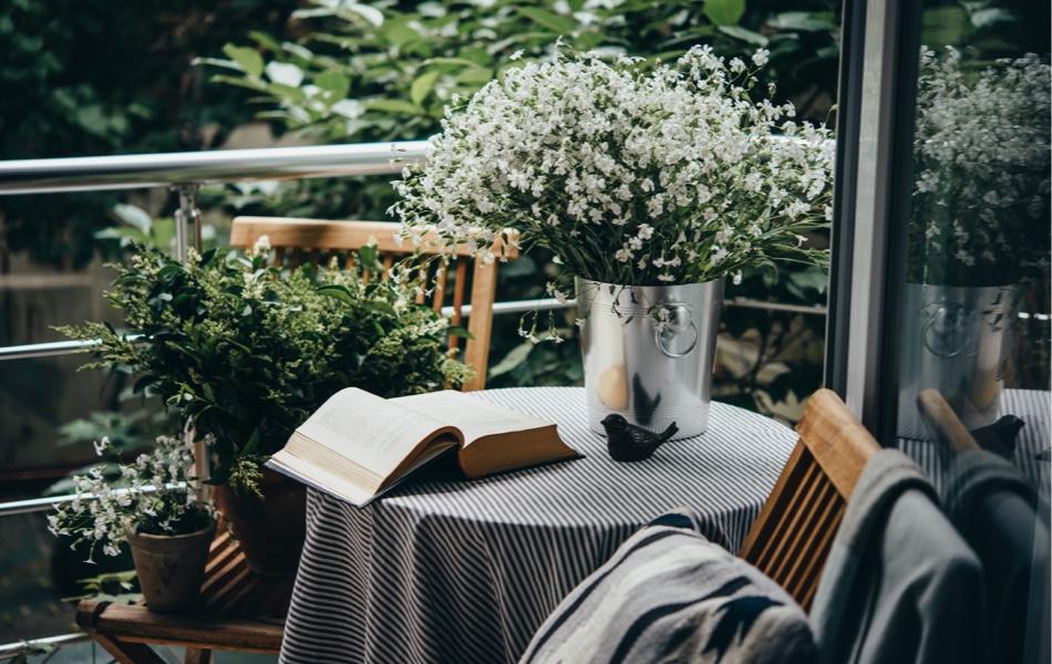 Relax na balkóne