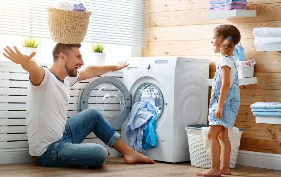 Ako udržovať domácnosť čistú a nestrácať zbytočne veľa času