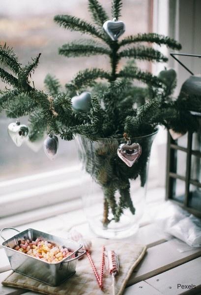Ako si skrášliť byt počas Vianoc