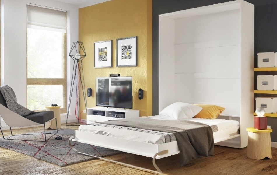 Výklopná posteľ CONCEPT PRO CP-01