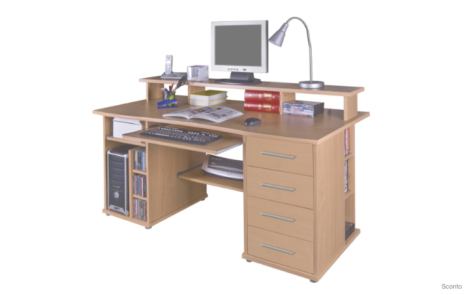 PC stôl FRANZ