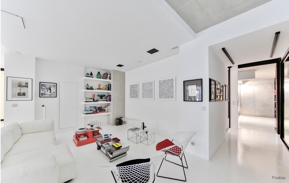 Zaveste si na stenu obraz adodajte bytu správnu atmosféru
