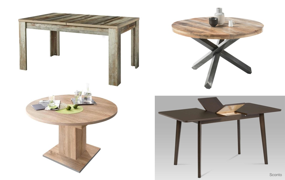 Jedálenský stôl ako dominanta jedálne