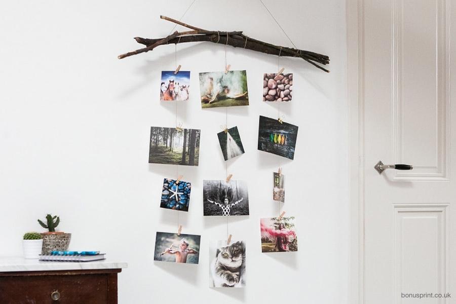 Na stenách: Fotografie majú osobité čaro