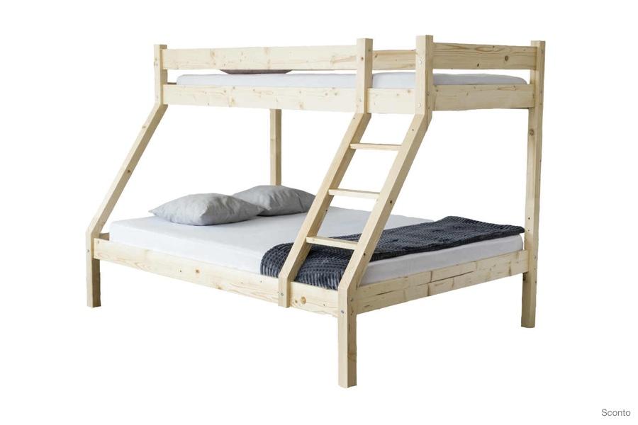 Poschodová posteľ HANNA