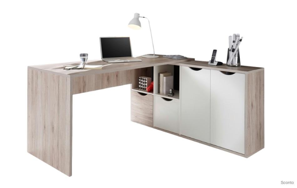 Písací stôl QUADRO 39