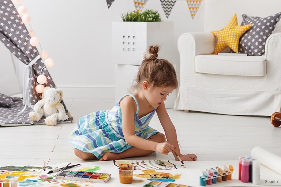 Detská izba: Na čo myslieť pri zariaďovaní
