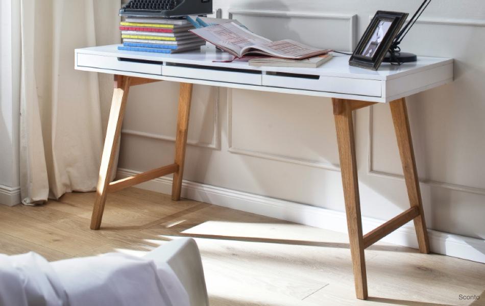 Home office – ako zariadiť domácu kanceláriu?