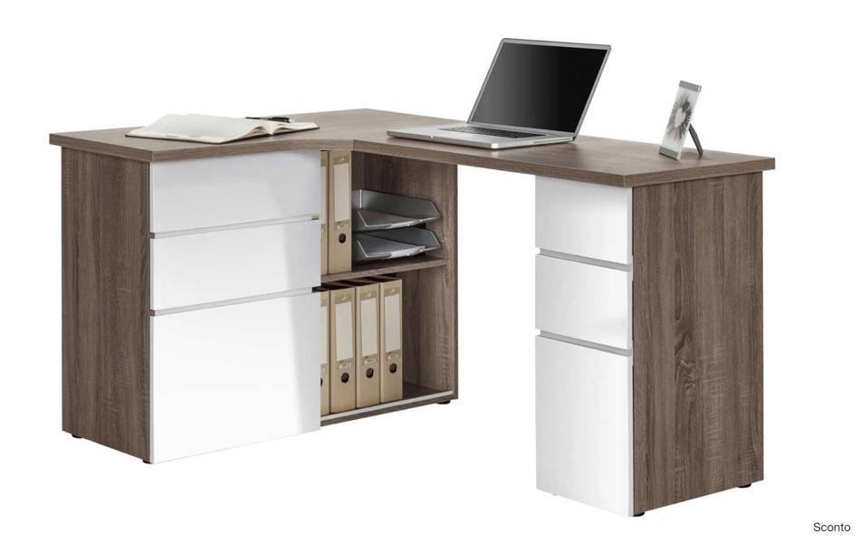 Písací stôl 9543