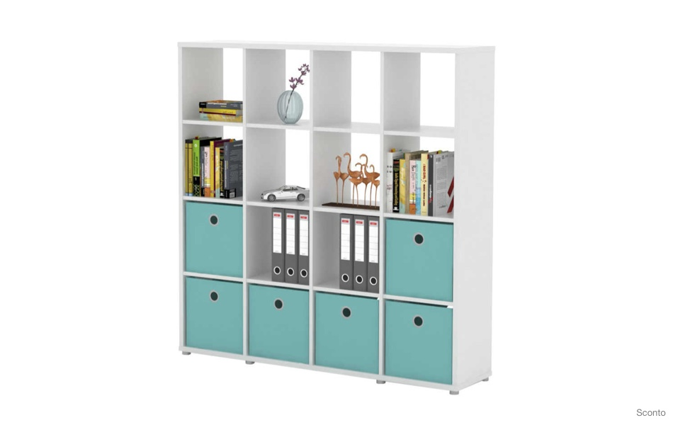 Regál / knižnica LITE RM44