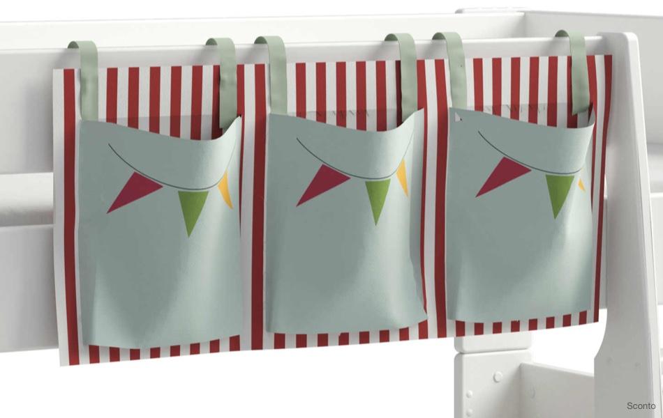 Textilný vreckár FOR KIDS 6243-73