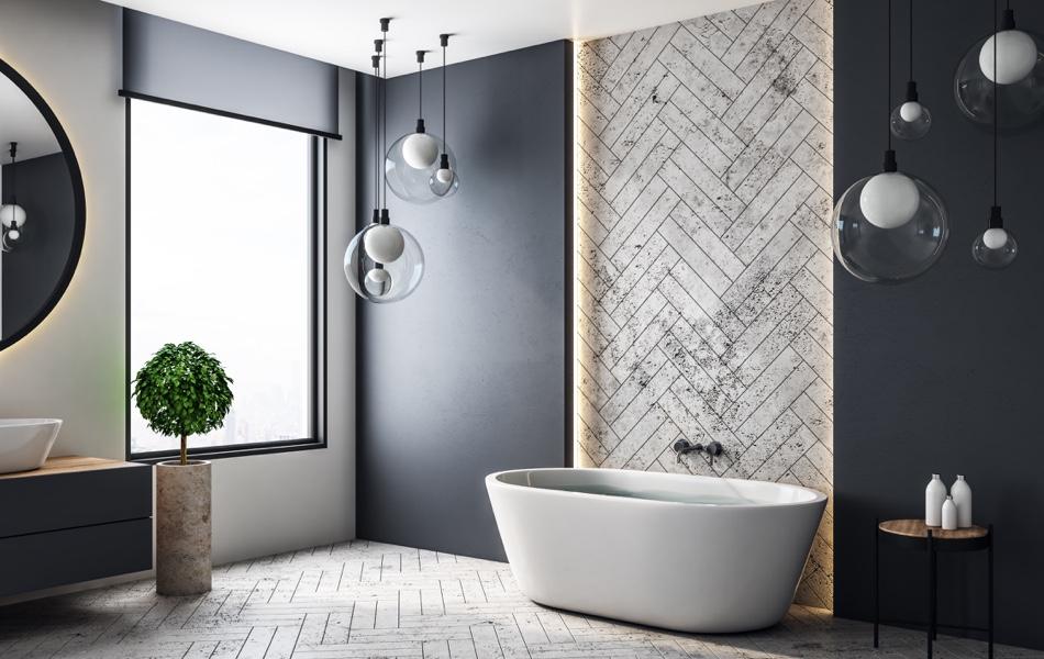 Štýly kúpeľne alebo Vktorej by ste si radi dopriali očistu?