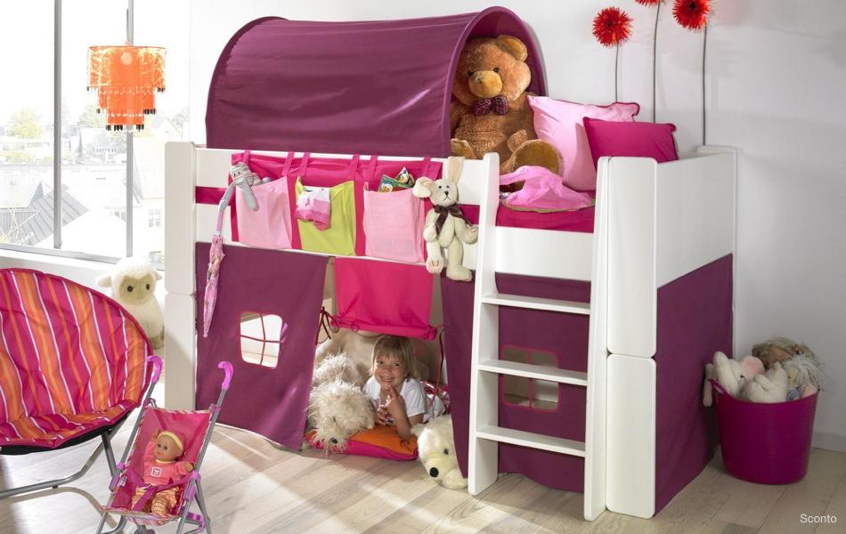 Textilný domček FOR KIDS