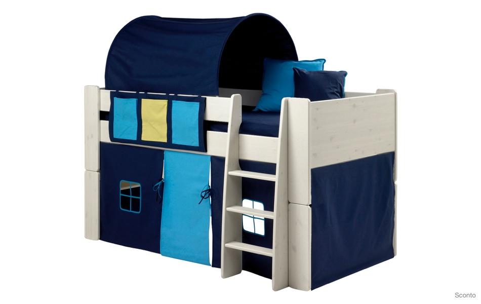 Poschodové postele – obľúbené nielen vmalých izbách
