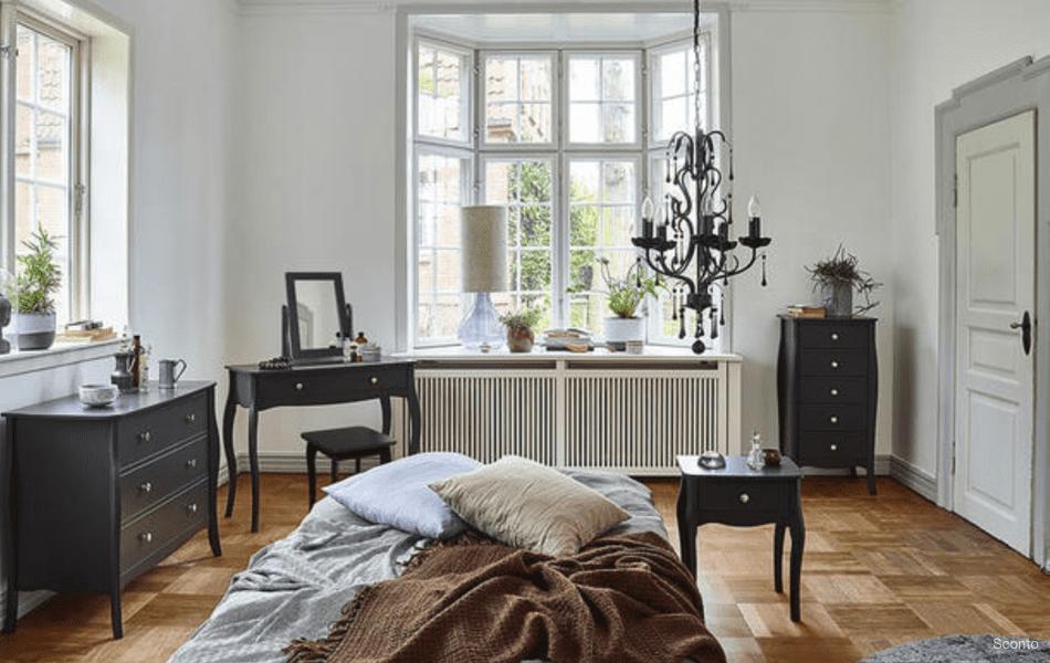 7 pravidiel, ako zariadiť spálňu